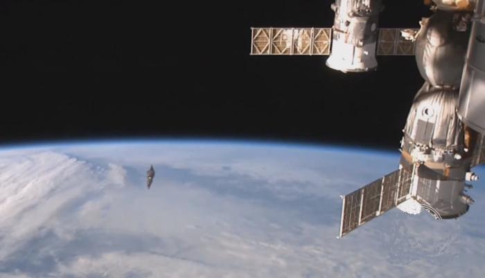 Приветствие инопланетян коллегам с Земли – в прямом эфире