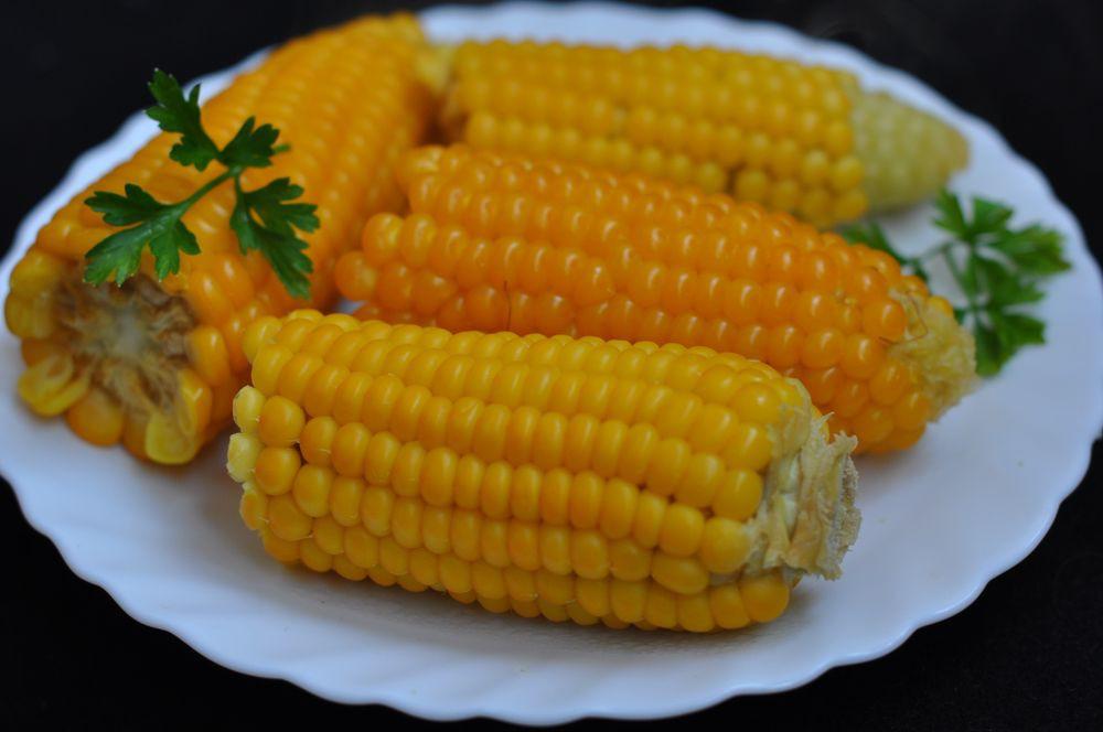 Вареная кукуруза(зрелая) вкусно, кукуруза, рецепт