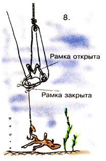 чертежи отцепов для воблеров