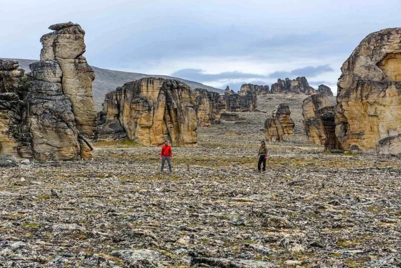 Поход за счастьем. Каменные чертоги гигантов путешествия, факты, фото