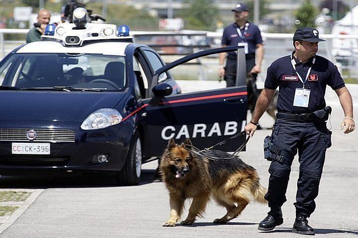 """Взрыв прогремел у отделения оппозиционной партии """"Лига"""" в Италии"""