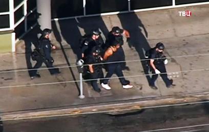 Захват заложников в Лос-Анджелесе: как это было