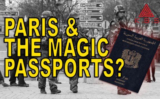 Опять этот финт с магическими паспортами как и при 9.11