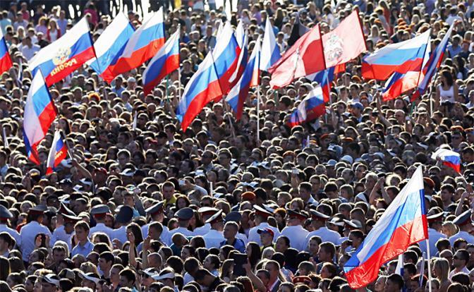 Россия вновь угодила в сети застоя