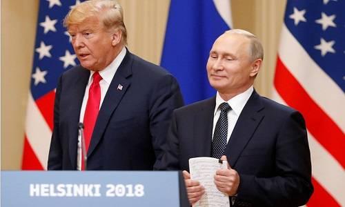 На встрече Трампа с Путиным третьем не-лишним за нас играл Китай