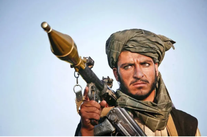 Афганец - нас было СТО против пяти Шурави