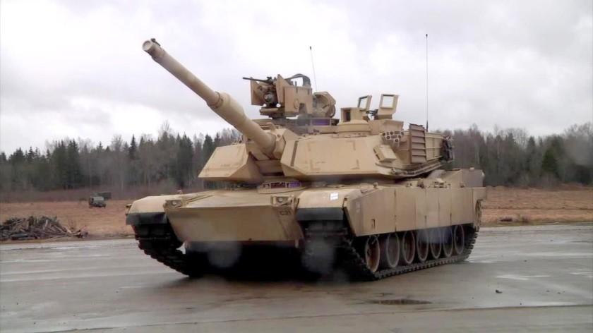 Американцы оснастят танки и боевые машины пехоты активной защитой