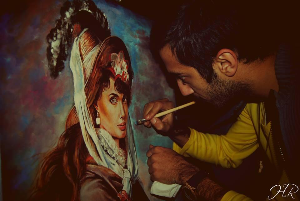 Мушег Овсепян:  Mои работы маслом: приятного просмотра... Hо продолжение картин будет скоро