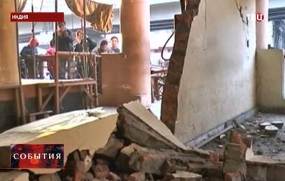 11 человек погибли из-за землетрясения в Индии