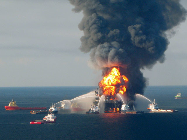 Морские буровые платформы - чудеса инженерной мысли буровая, интересно, море, платформа, технологии, факты