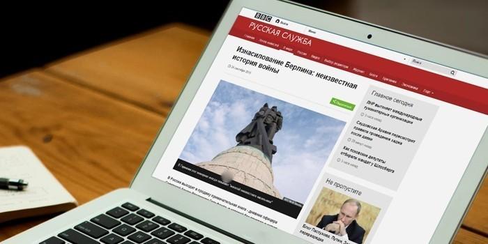 Скандал: британская корпорация BBC назвала мемориал советским солдатам в Берлине могилой неизвестного насильника