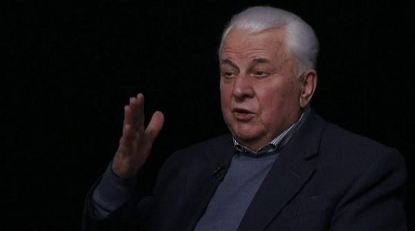 Леонид Кравчук выступил запредоставление автономии республикам Донбасса