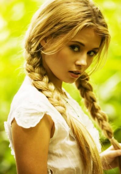 Значение женской косы на Руси