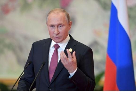 Путин обещает россиянам обес…
