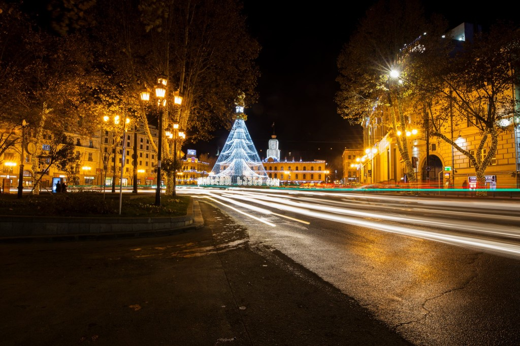 Вчерашний Тбилиси