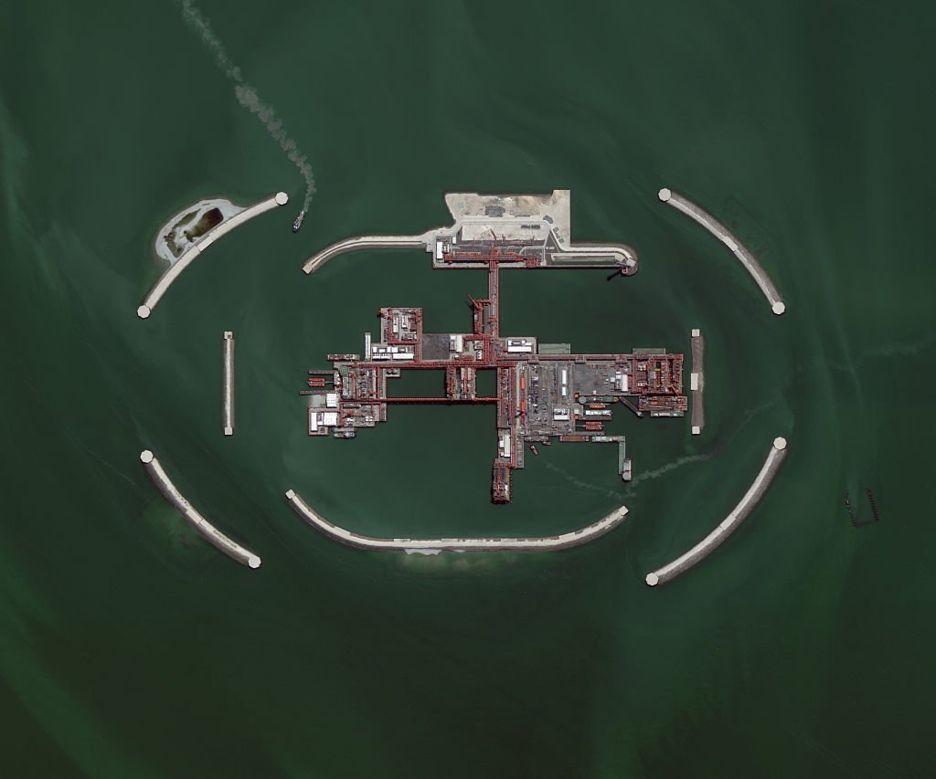 Каспий расписали на пятерых