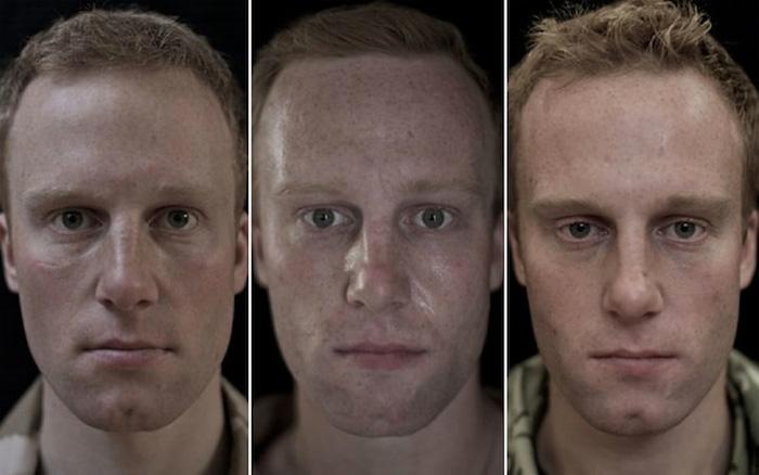 Младший лейтенант Struan Cunningham, 24 года.