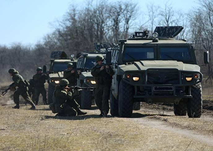 Российские подразделения и техника будут переброшены в Таджикистан для участия в учении «Душанбе-Антитеррор»