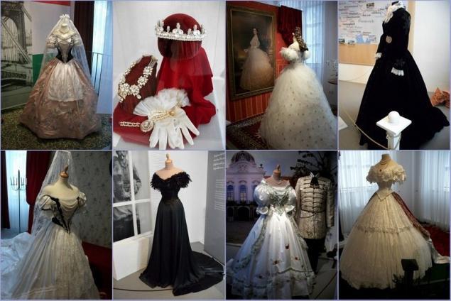 Как стирали и куда девали платья королев