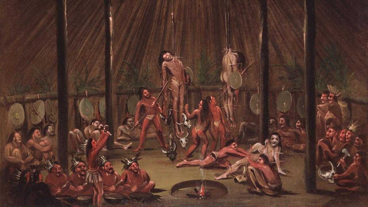 Пытки парней в картинках 7 фотография