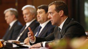 Правительство разработает план отказа от доллара