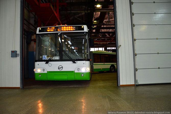 Как делают автобусы