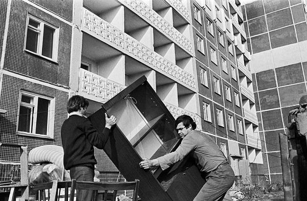 Без советского жилья при нын…