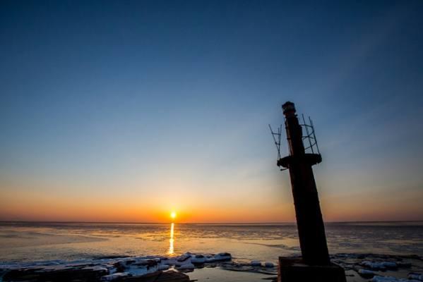 На следующей неделе во Владивостоке потеплеет до  +1°С