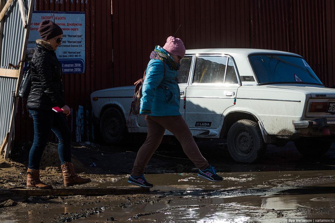 Жуткий Омск: прогулка по улицам