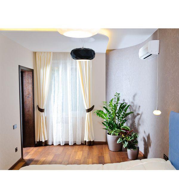 Оформление окна в спальне фото