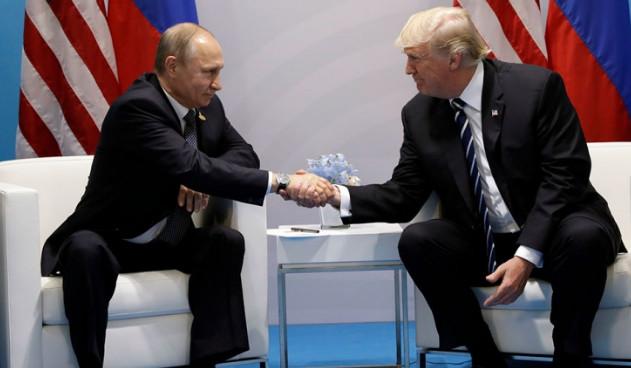 Трамп считает, что проявляет жесткость в отношении Путина