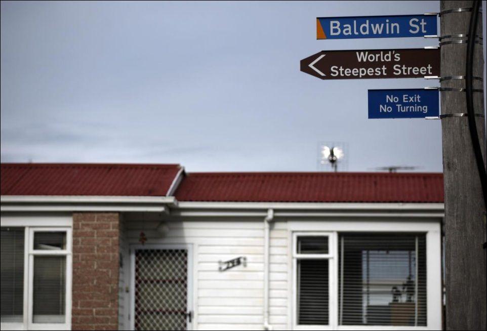Самые необычные улицы на свете!