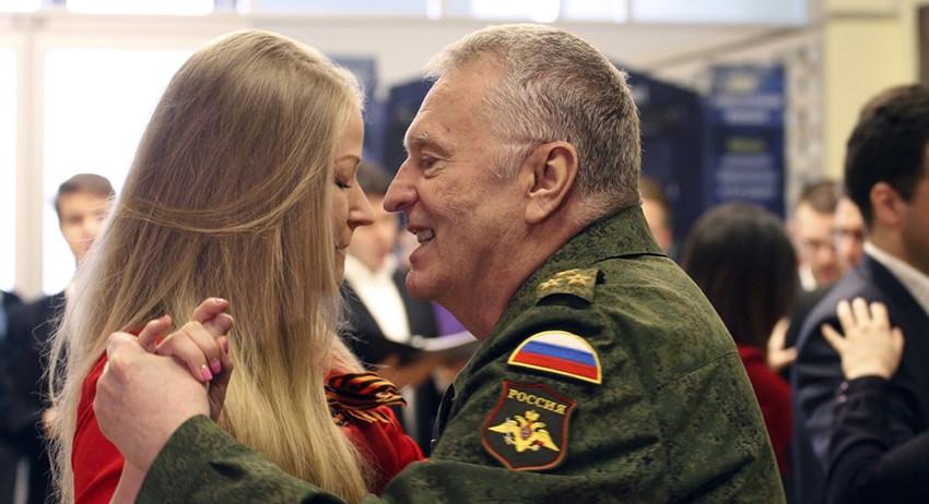 Жириновский планирует занять пост главы МВД