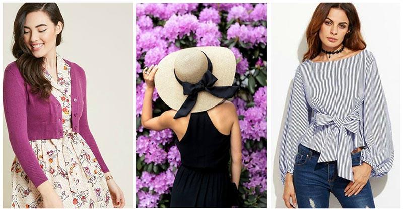 Встречаем лето во всей красе с самыми модными и женственными образами