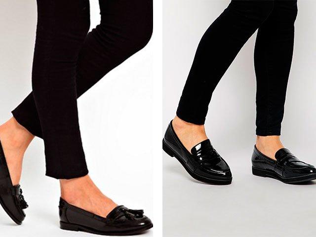 Идеальная офисная обувь