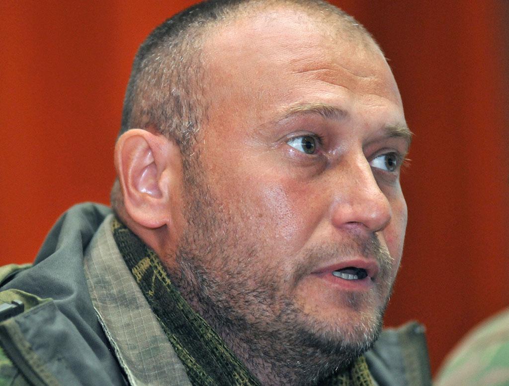 Дмитро Ярош инициирует создание альтернативы вооруженным силам Украины