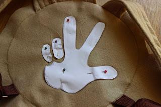 Шьем детский рюкзак-«помогатор»