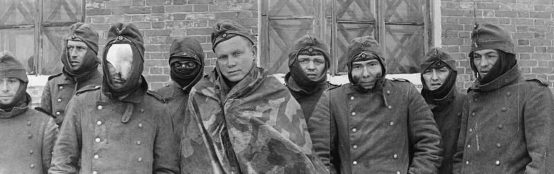 Фашистов погибло больше красноармейцев