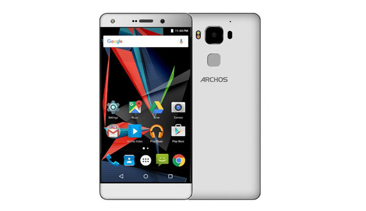 Archos показала недорогие флагманские смартфоны Diamond 2 Plus и Diamond 2 Note