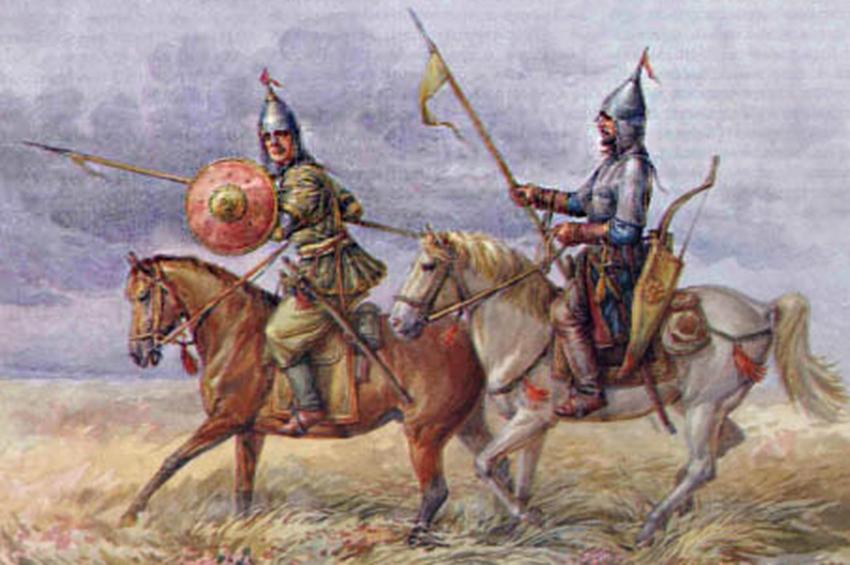 Черные клобуки — загадочные защитники Древней Руси