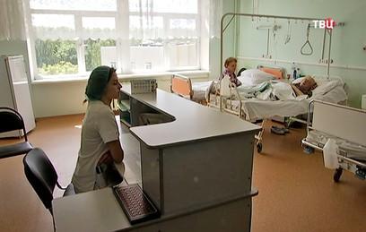 В больнице им. Вересаева помогают пациентам с диабетической стопой