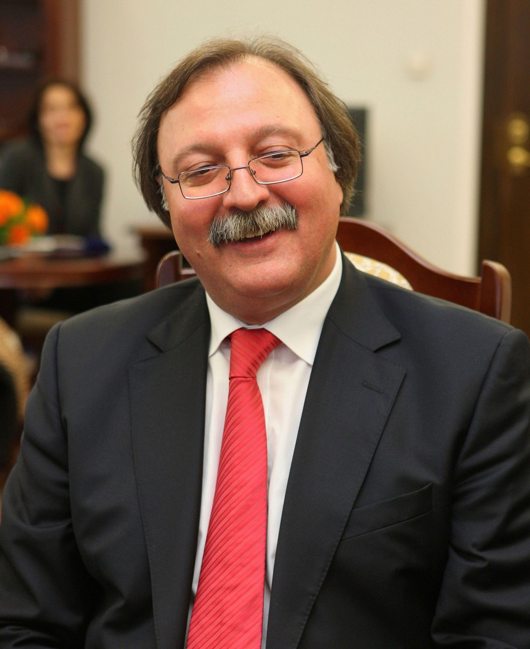 Московский грузин, кандидат …