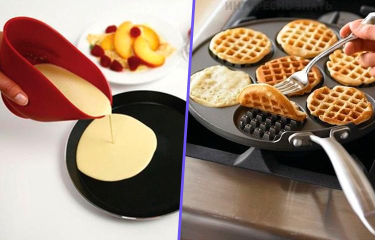 15 кухонных приборов, о которых раньше можно было только мечтать