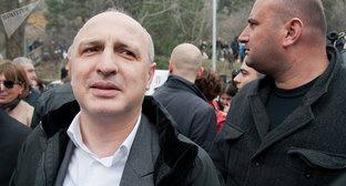 Специальная пенитенциарная служба Минюста Грузии опровергает, что Вано Мерабишвили был отравлен