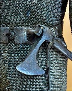 Военное снаряжение и вооружение казахского батыра XVII - начала XVIII веков