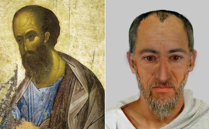 Апостол Павел - один из основателей христианства и один из авторов Нового Завета.