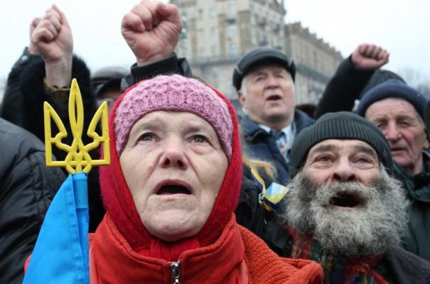 Глазами русского, живущего на Украине