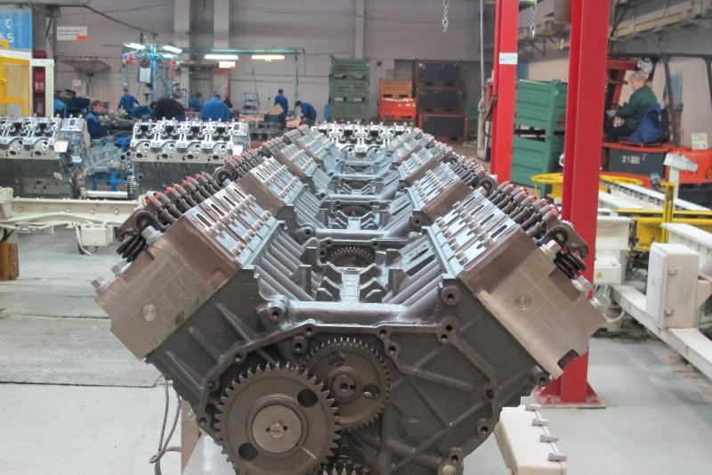 Сборка двигателя камаз своими руками 64