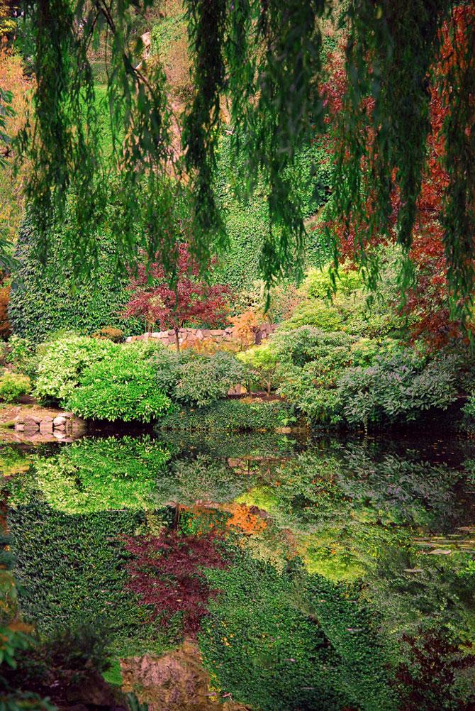 Сады Бутчартов в Канаде (36 фото)