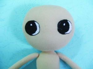 Как сшить куклу. Выкройка и фото мастер-класс (8) (300x224, 45Kb)